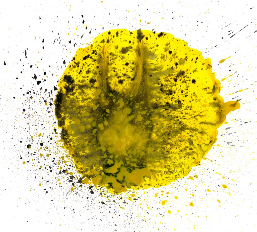 watercolor-yellow-black-splatter
