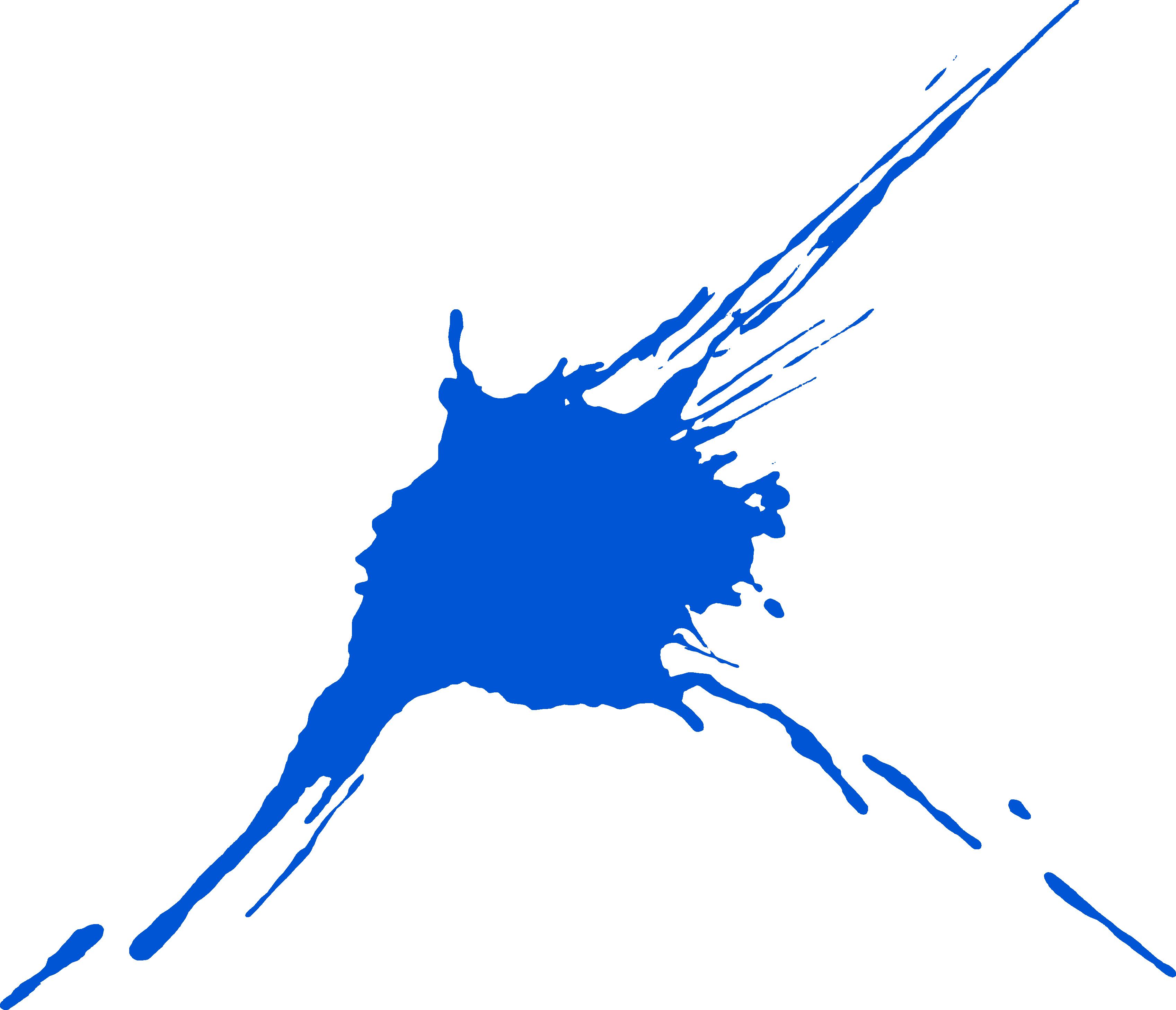 10 blue paint splatters png transparent onlygfxcom