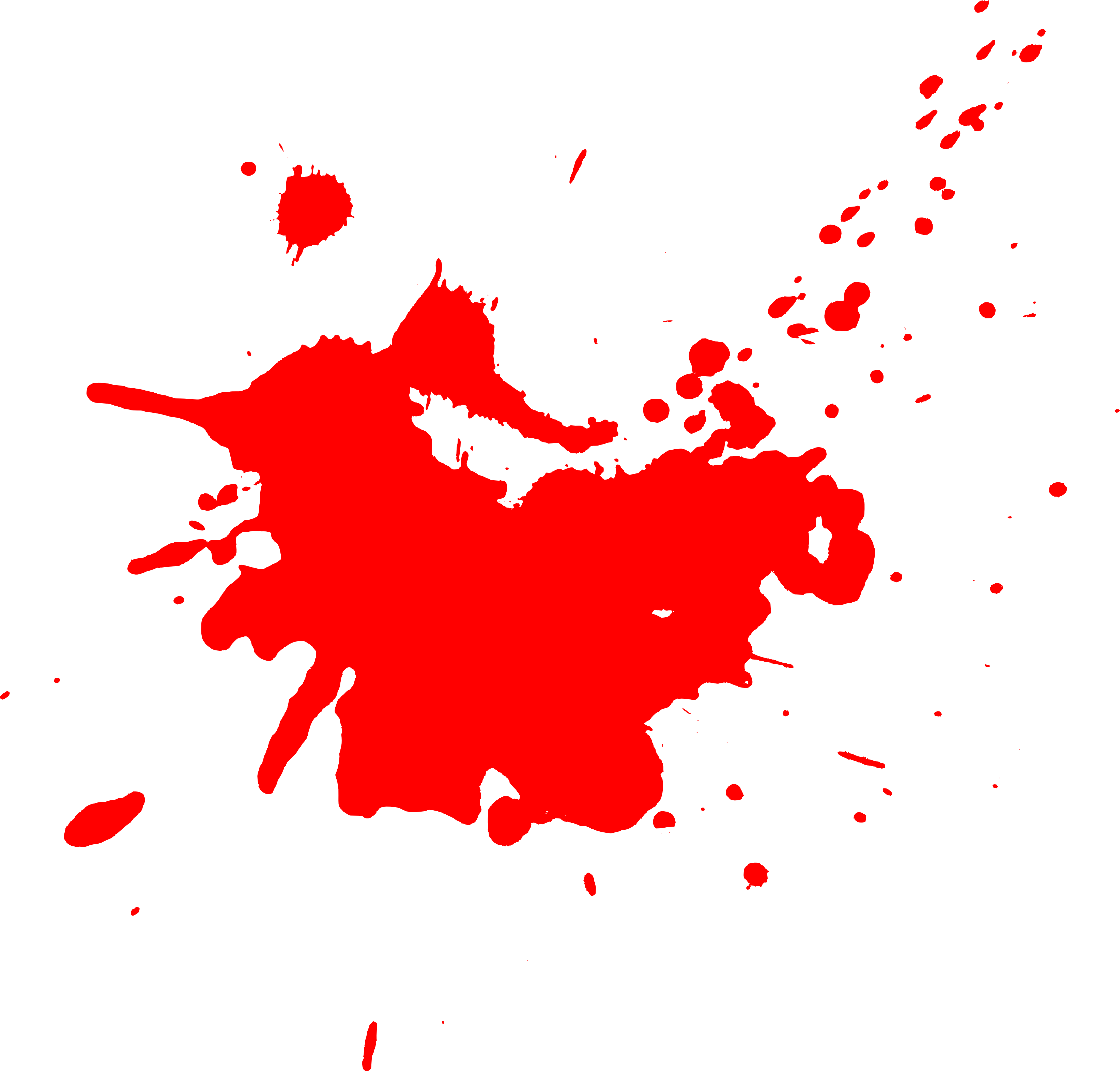 22+ Red Paint Swipe Png Pics