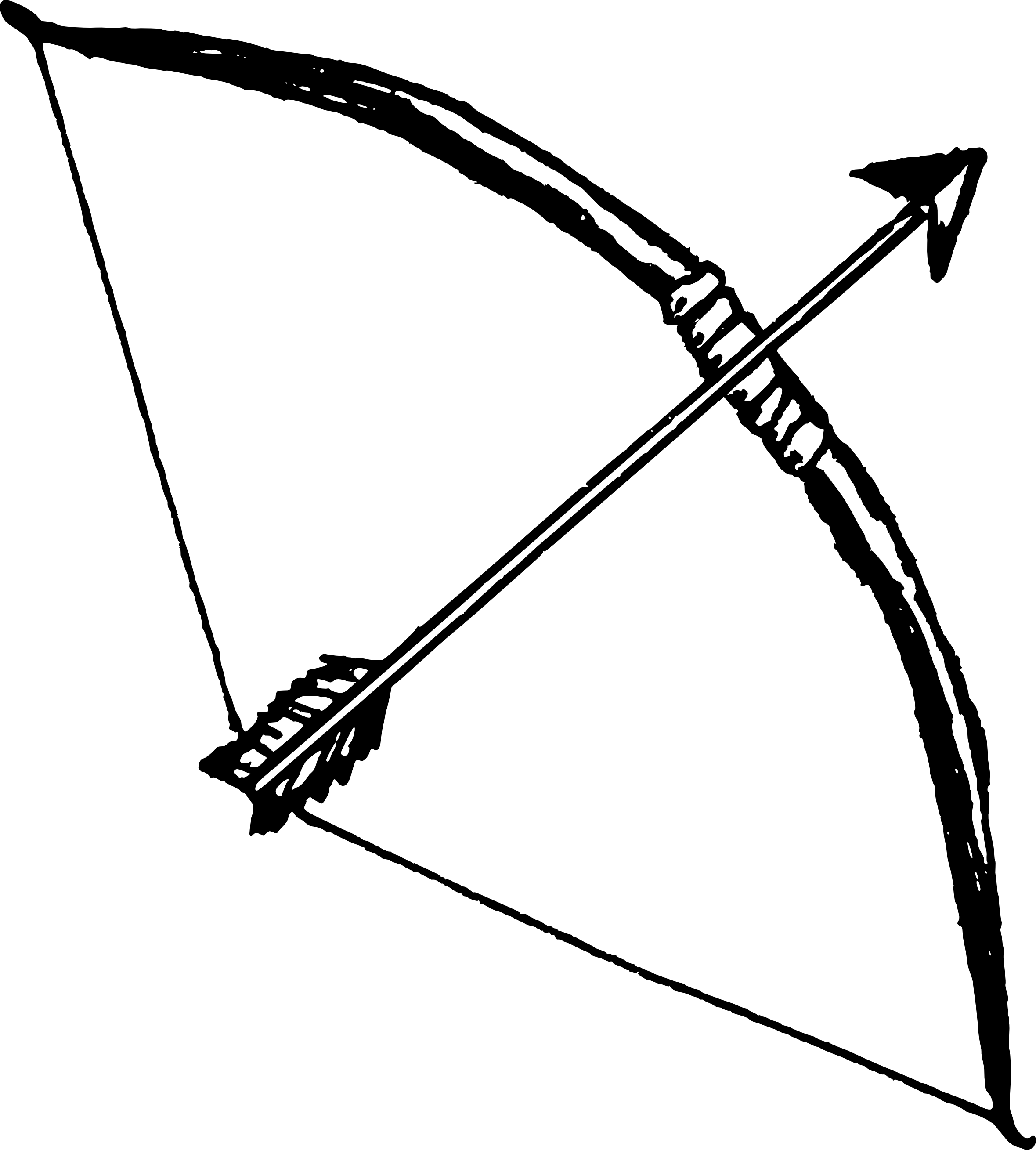 5 Bow and Arrow (PNG Transparent) | OnlyGFX.com