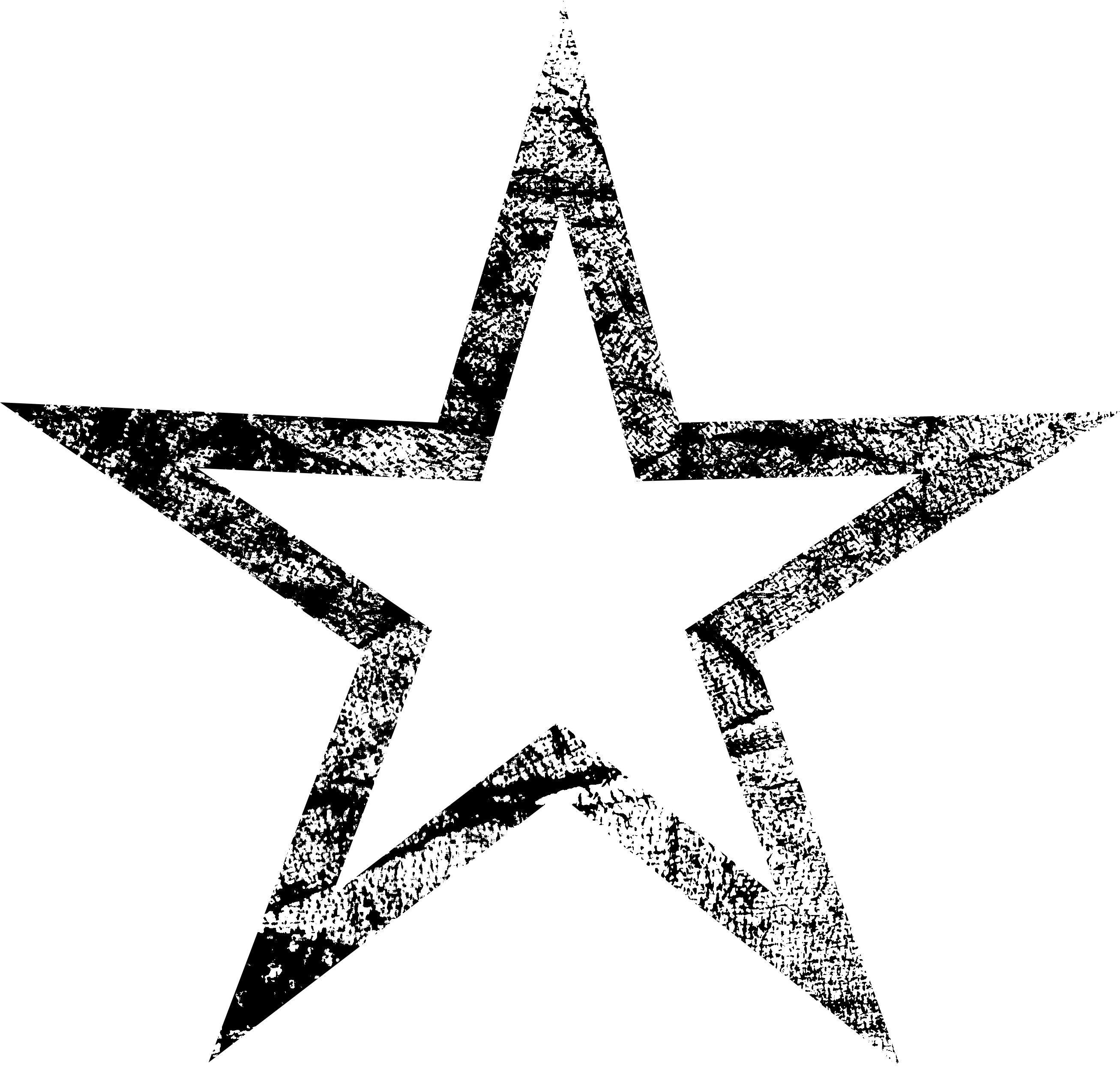 10 Grunge Stars (PNG Transparent) | OnlyGFX.com