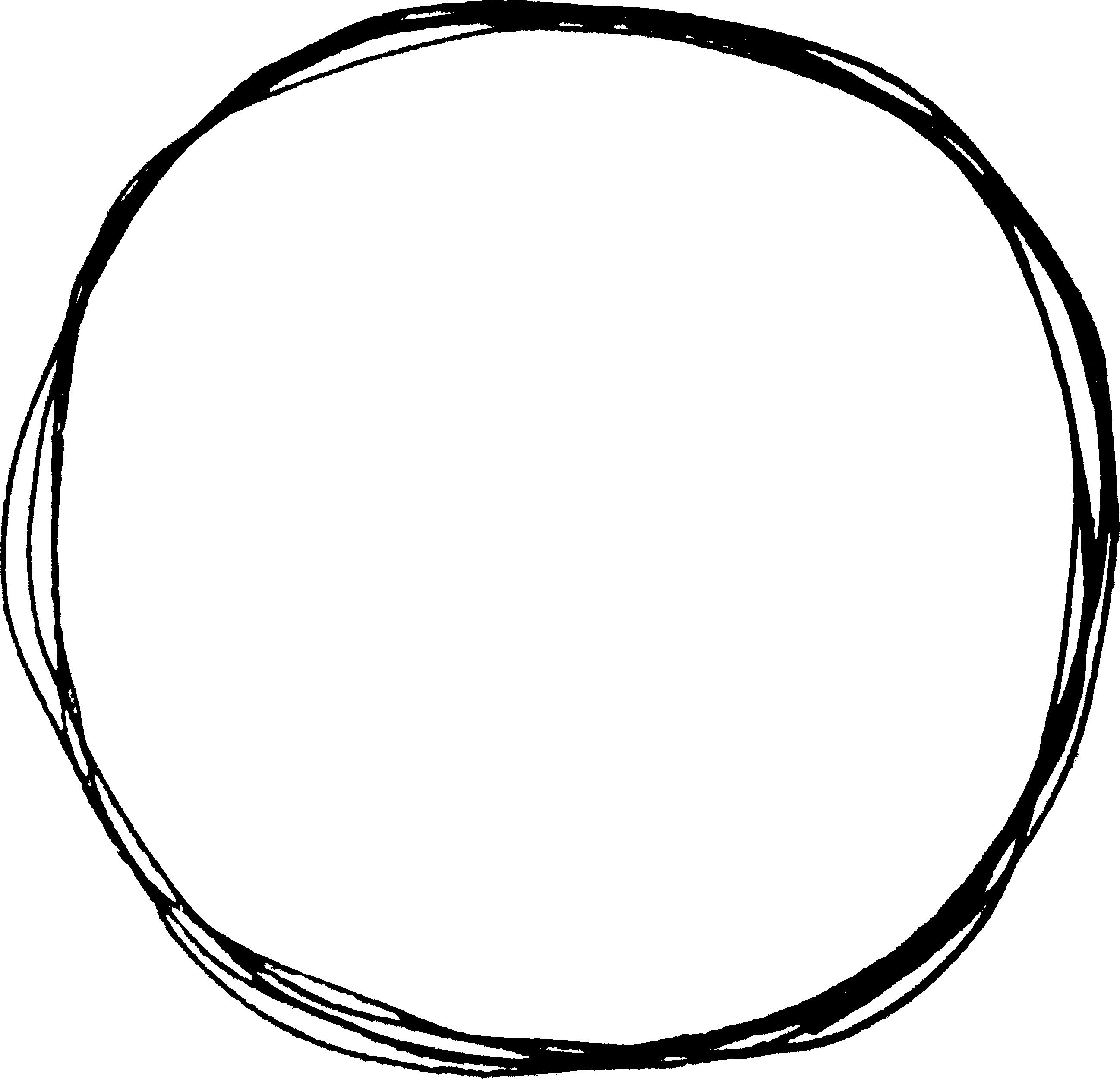 10 Scribble Circle (PNG Transparent)   OnlyGFX.com