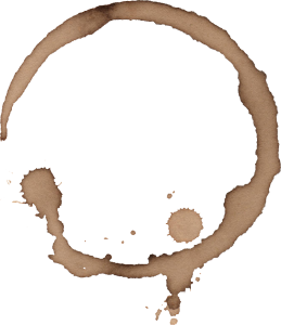 6 Coffee Stain Rings (PNG Transparent)   OnlyGFX.com