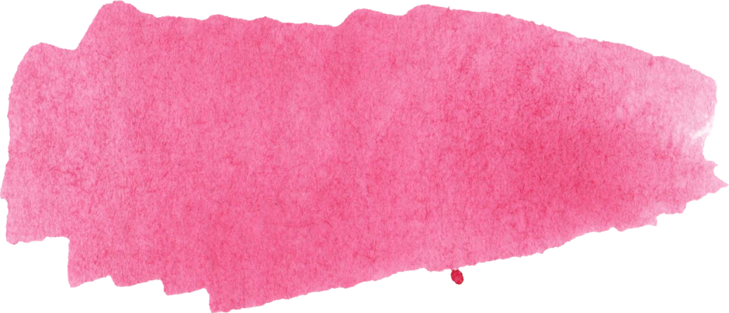 10 pink watercolor brush stroke banner (png transparent) | onlygfx