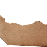 10 Torn Old Paper Banner (PNG Transparent)