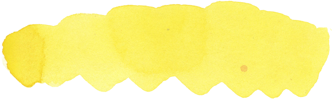 watercolor stroke yellow 2 26