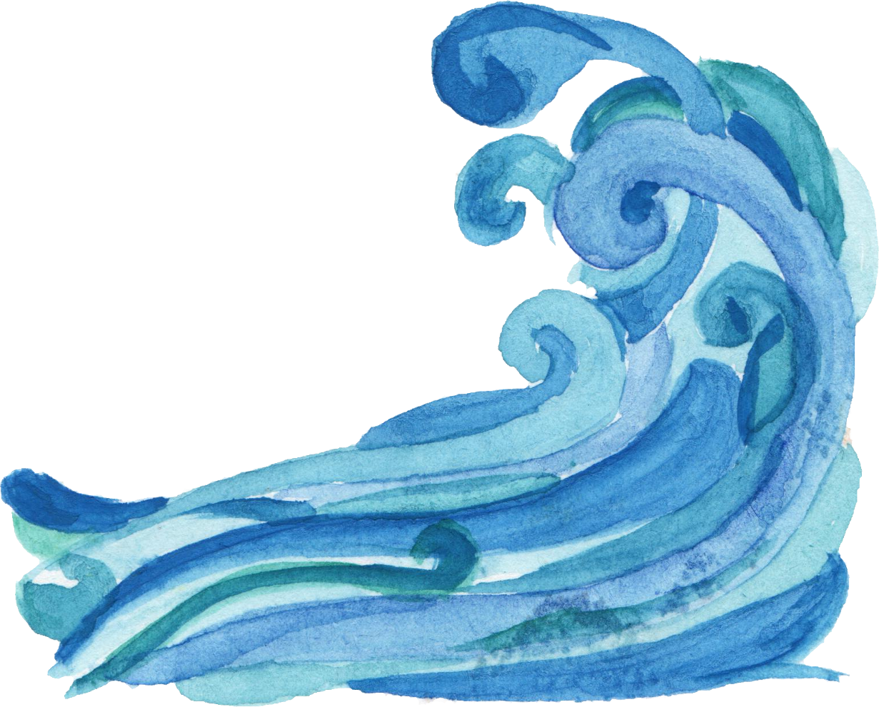 Wave Clipart - Clipartion.com  Vector Sea Waves Png