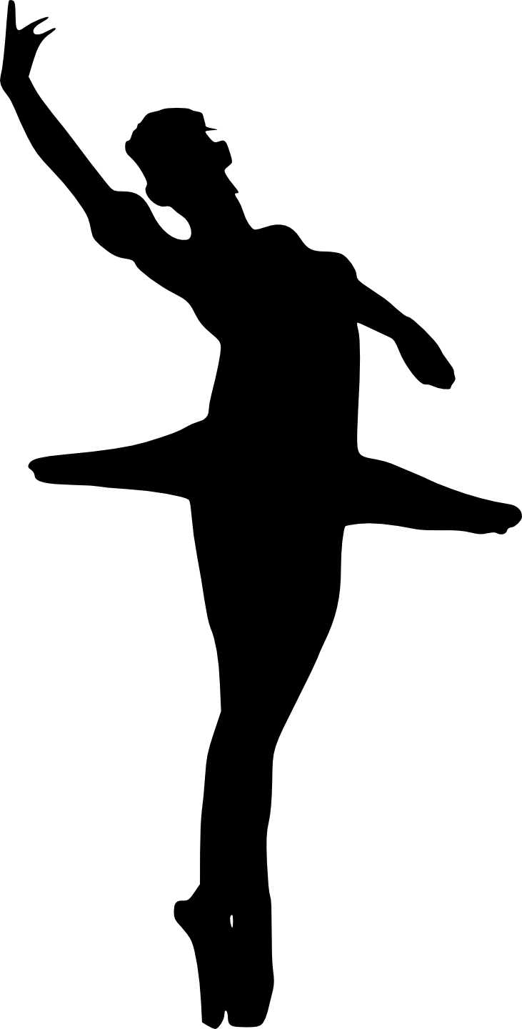 3205x4690 Ballet Transparent Background | Ballerina silhouette