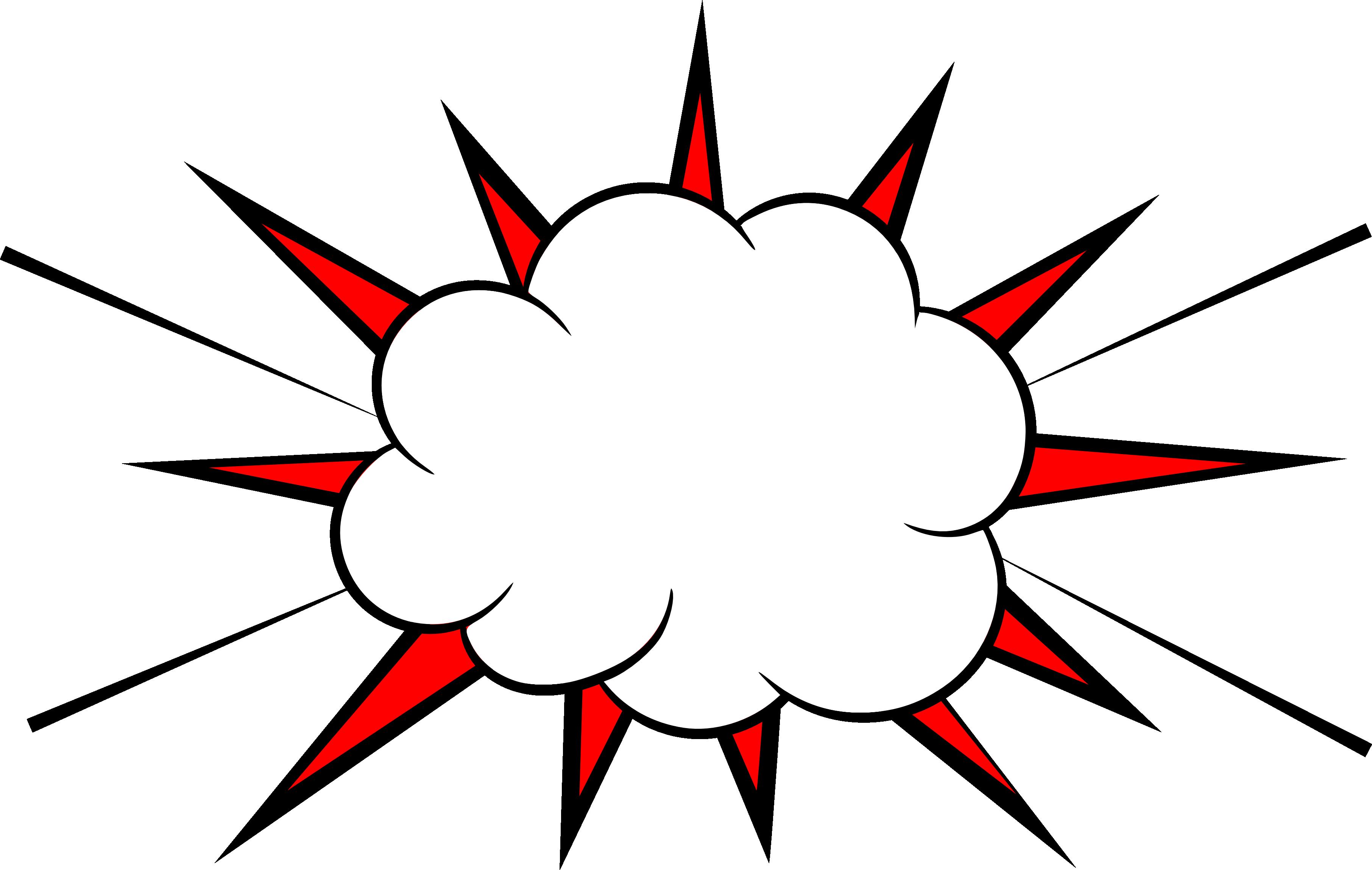 20 Comic Boom Explosion Vector (PNG Transparent, SVG) Vol ...