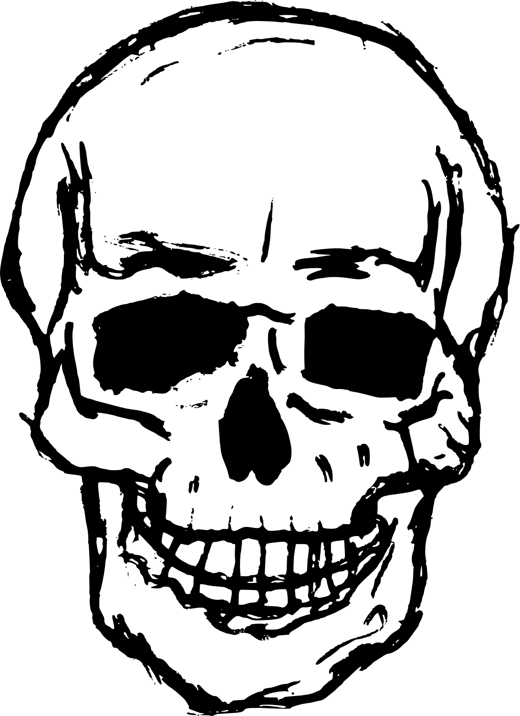 8 Skull Drawing Vector (SVG, PNG Transparent) | OnlyGFX.com