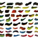 53 Paint Brush Stroke (PNG Transparent) Vol. 10