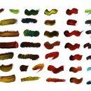 52 Paint Brush Stroke (PNG Transparent) Vol. 3