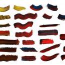 40 Paint Brush Stroke (PNG Transparent) Vol. 5