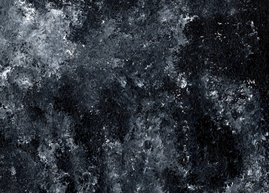 Abstract White Paint
