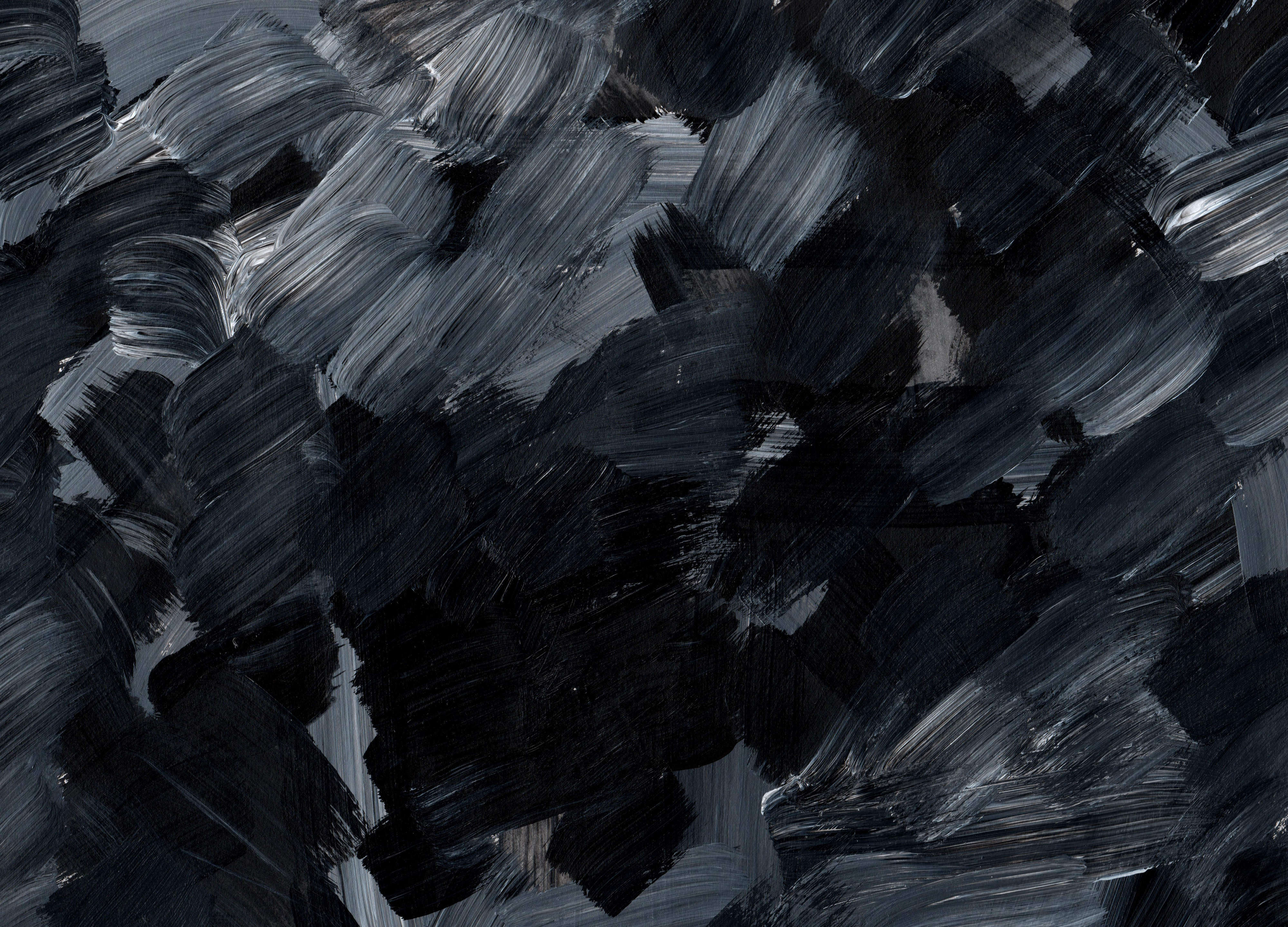 4 Paint Texture Black and White Texture (JPG) | OnlyGFX.com
