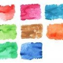 8 Watercolor Texture (JPG) Vol. 2