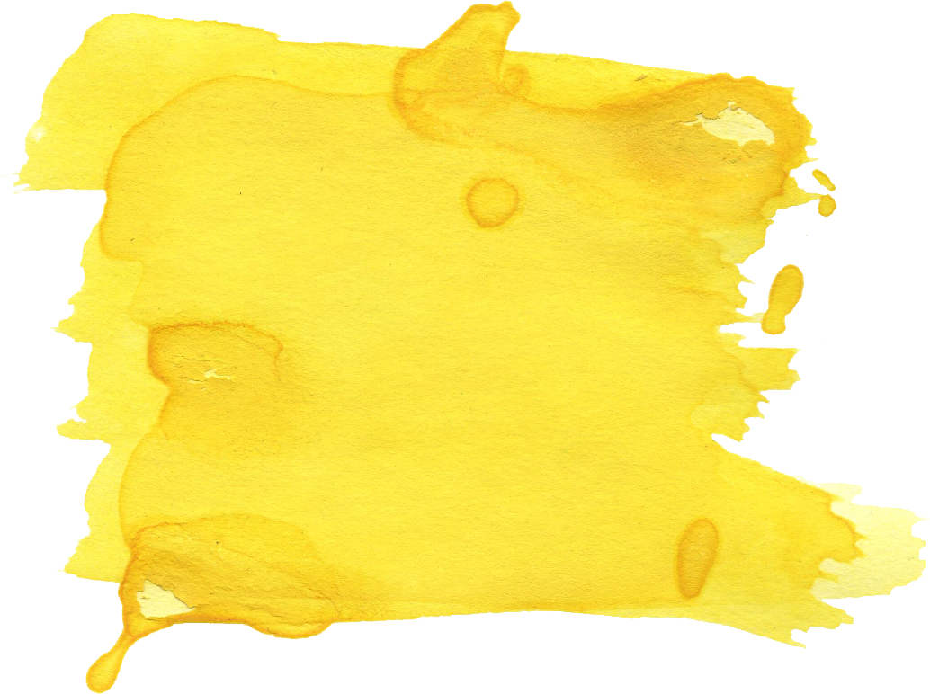 22 yellow watercolor brush stroke  png transparent ai vector brush strokes ai vector brush strokes