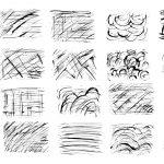 20 Grunge Scratch Overlay Texture (PNG Transparent)