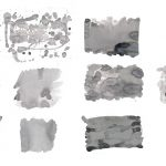 12 Grey Watercolor Texture (JPG)