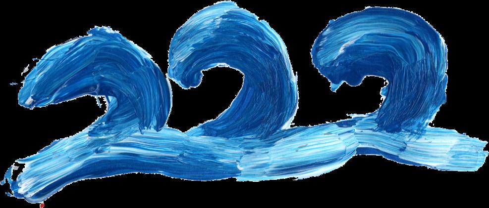 10 Ocean Wave Paint Brush Stroke (PNG Transparent ...