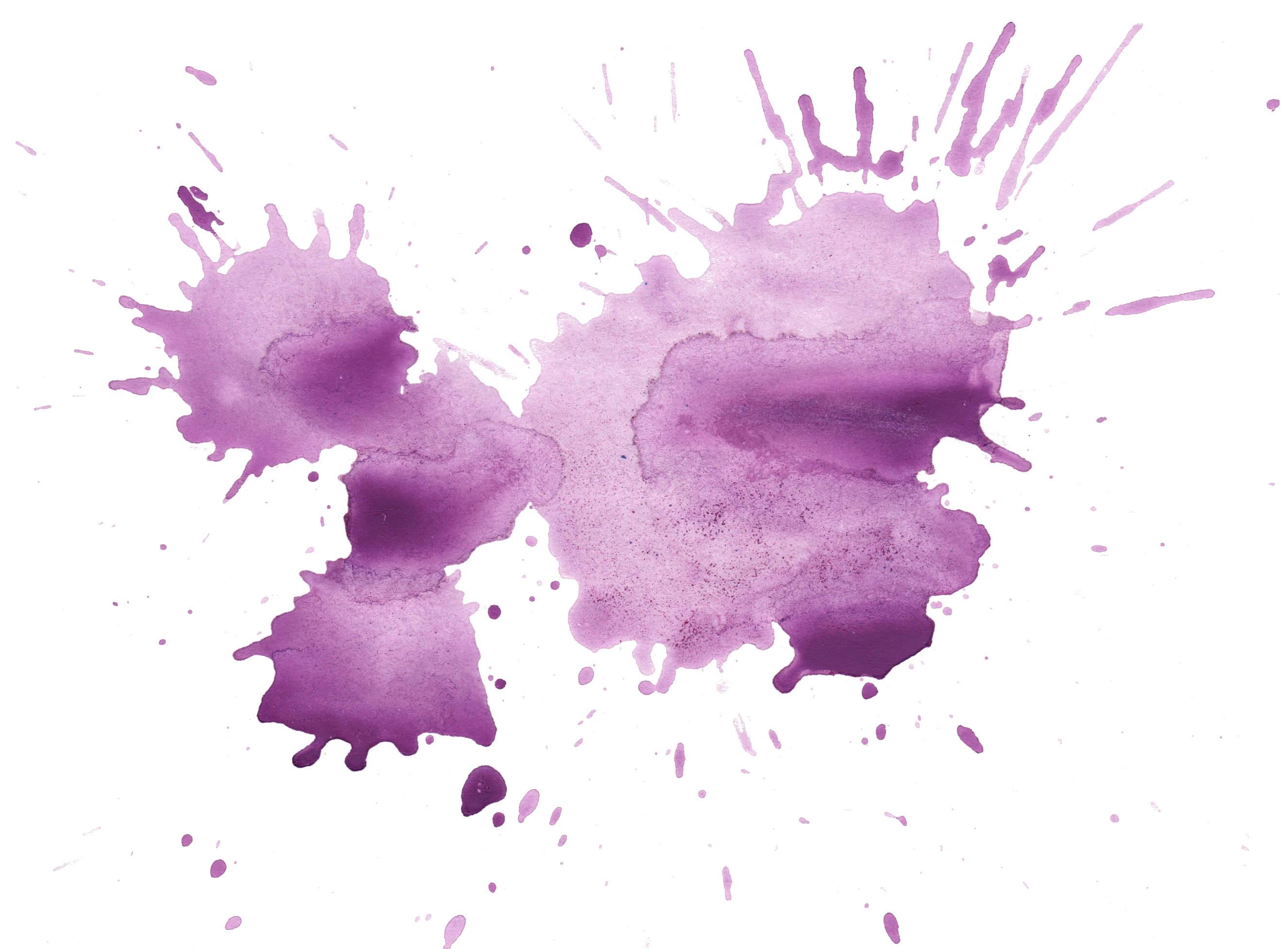 Paint Color 2017 6 Purple Watercolor Texture Jpg Onlygfx Com