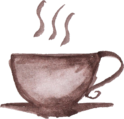 8 Watercolor Coffee Cup (PNG Transparent) | OnlyGFX.com