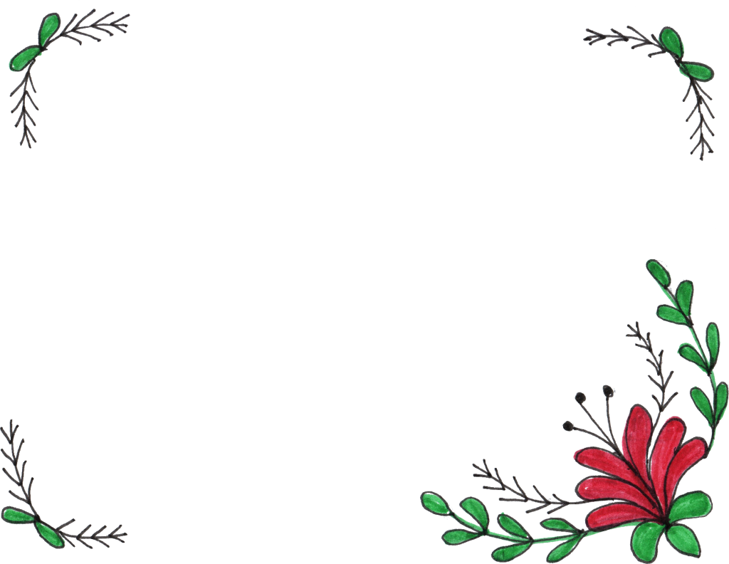 Download Simple Flower Drawing Png Png Gif Base