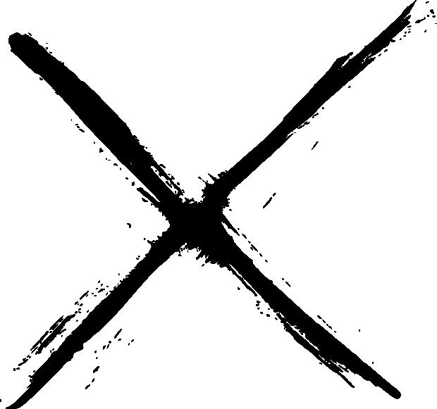 8 Grunge X Png Transparent Onlygfx Com
