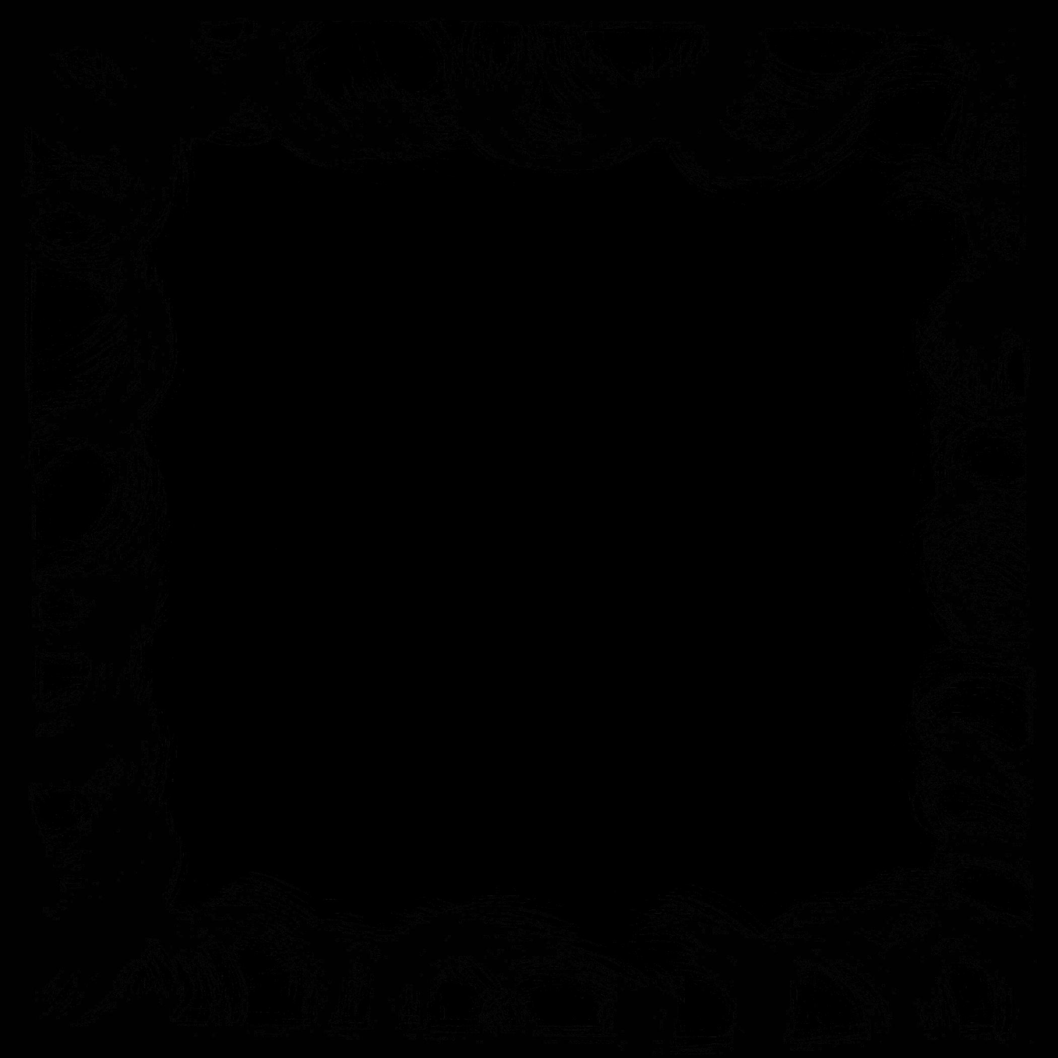 10 Square Grunge Frame (PNG Transparent) Vol  2 | OnlyGFX com