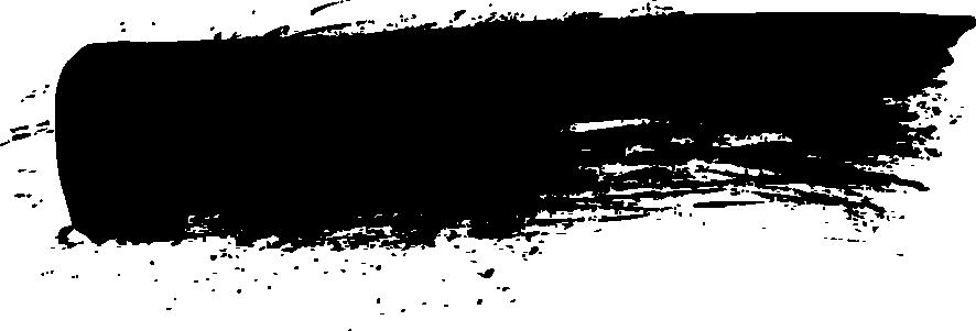 14 Grunge Brush Stroke Banner (PNG Transparent) Vol  4