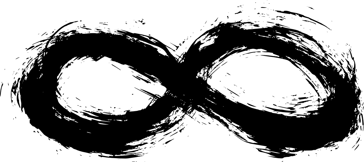 6 Grunge Infinity Symbol Png Transparent Onlygfx Com