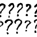 10 Grunge Question Mark (PNG Transparent)