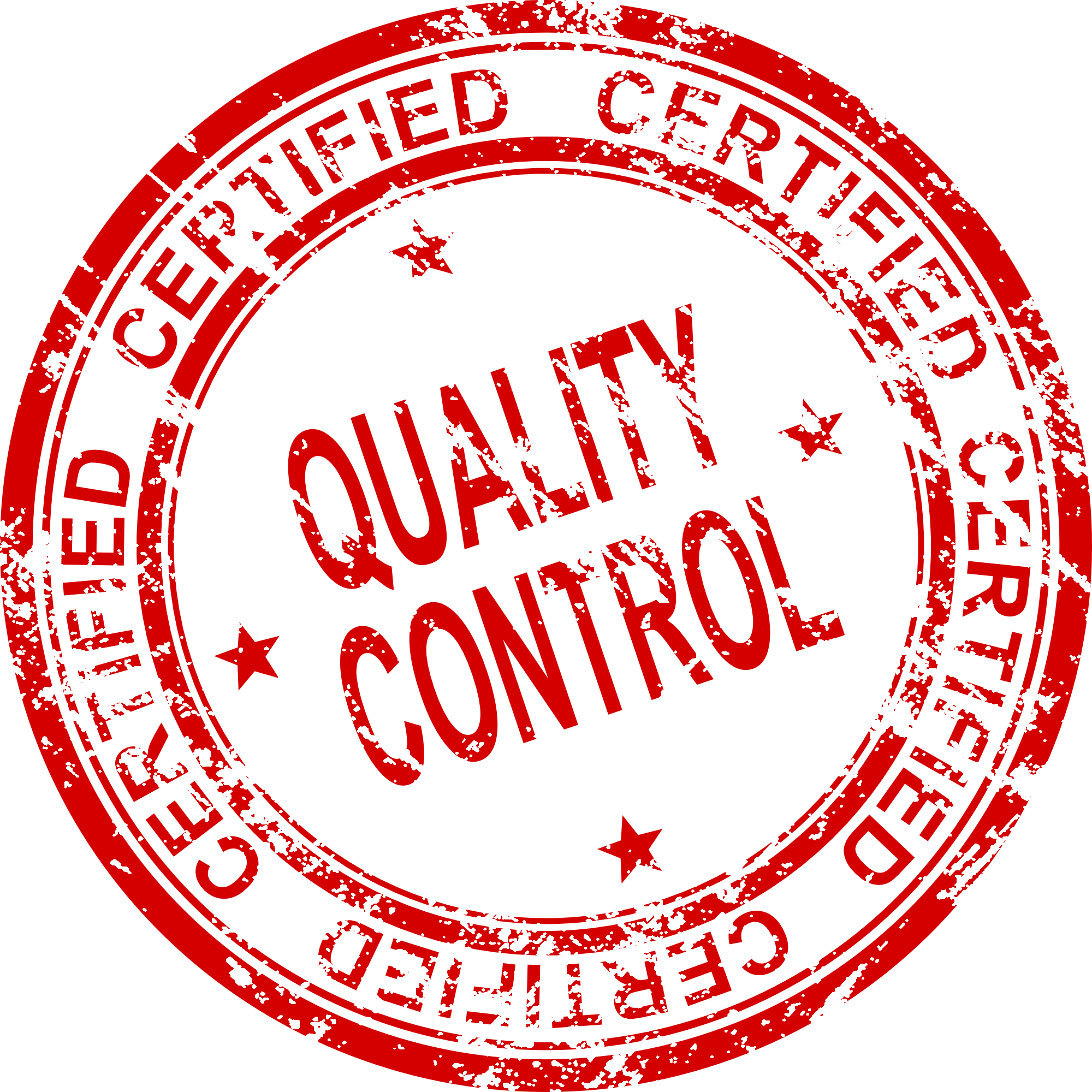 Free Download Quality Control Certified Stamp 1