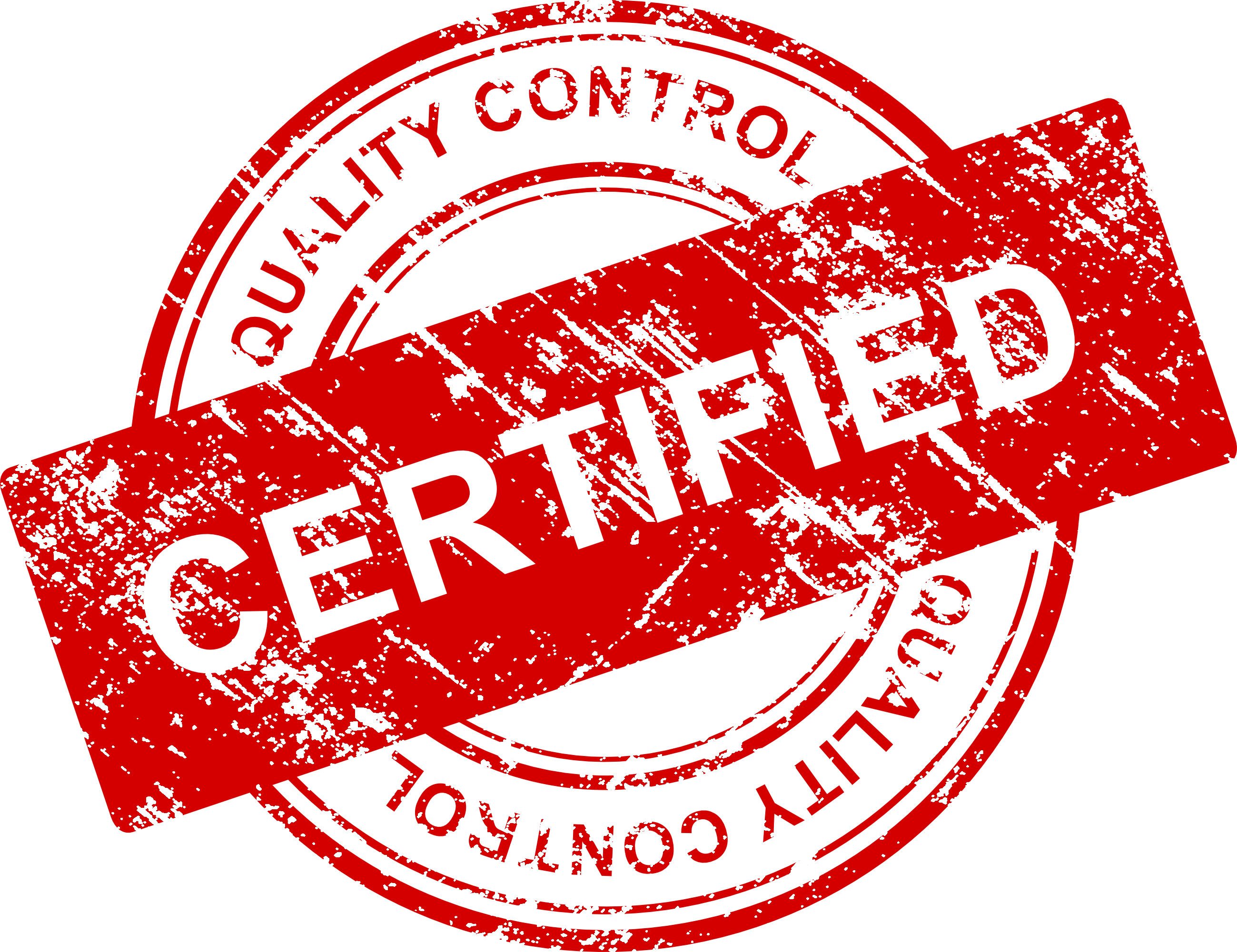 Free Download Quality Control Certified Stamp 4