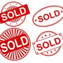 4 Sold Stamp Vector (PNG Transparent, SVG)