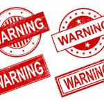 4 Warning Stamp Vector (PNG Transparent, SVG)