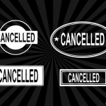 4 Cancelled Stamp Vector (PNG Transparent, SVG)