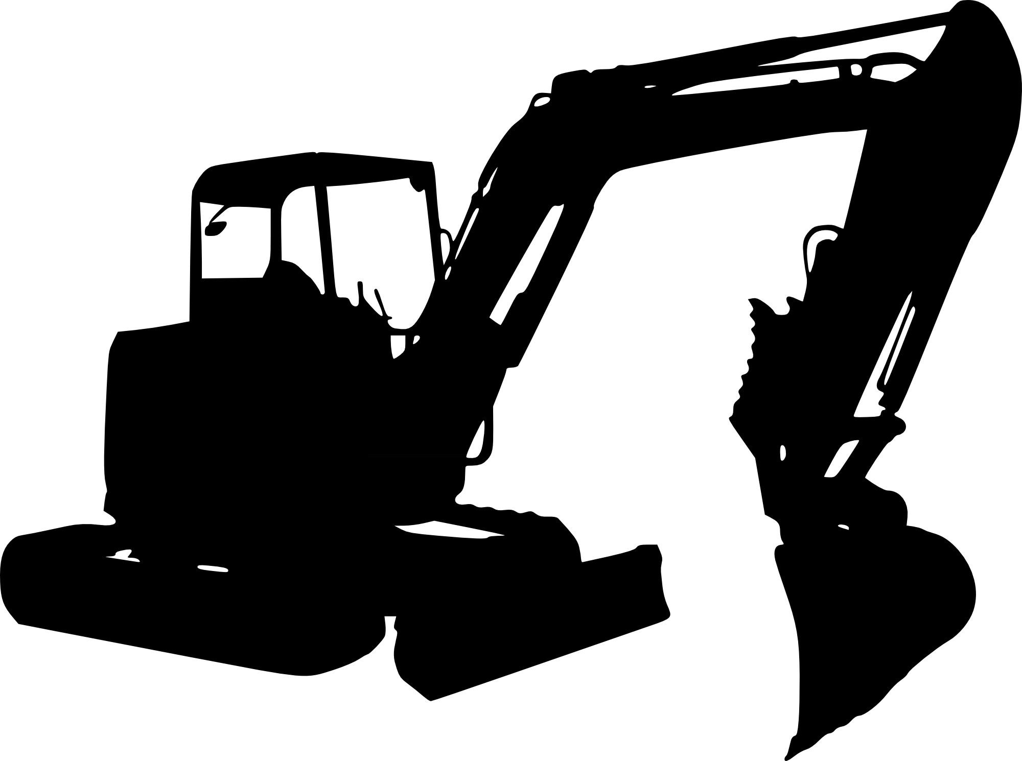 5 excavator silhouette  png transparent  onlygfx com bride bridegroom clipart groom and bride clipart