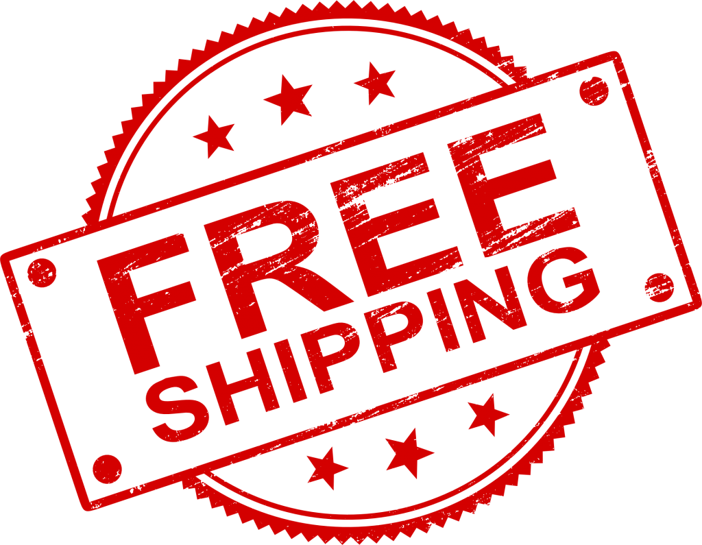 4 Free Shipping Stamp Vector (PNG Transparent, SVG ...