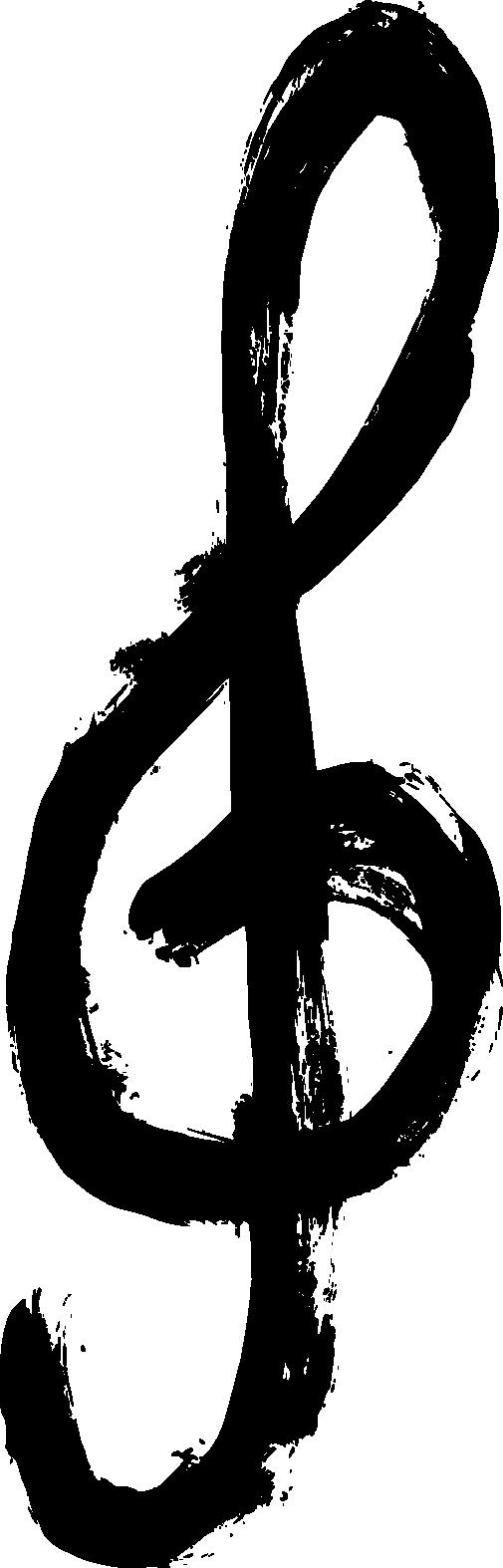 4 Grunge Music Symbol (PNG Transparent)   OnlyGFX com
