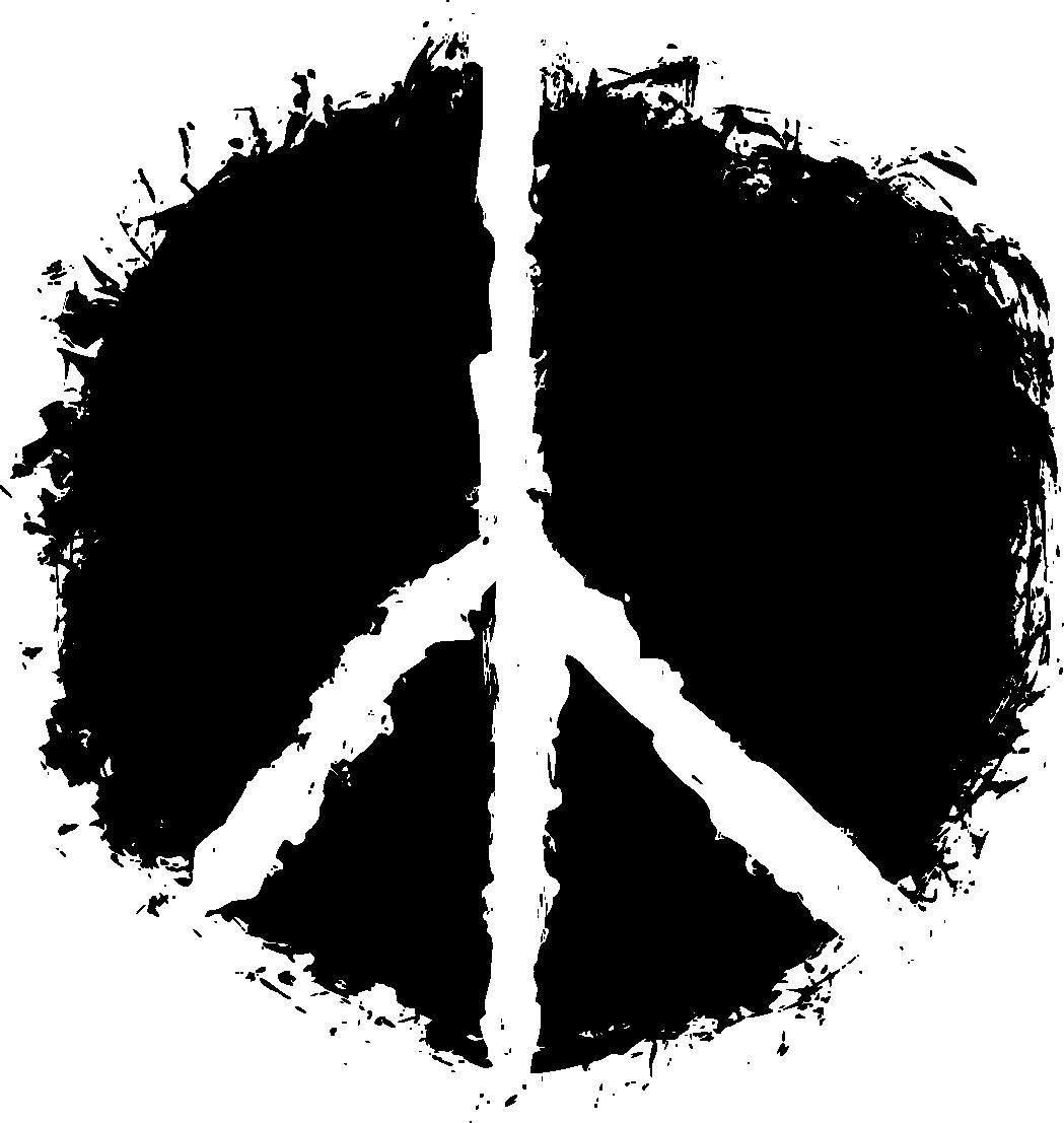 4 Grunge Peace Symbol Png Transparent Onlygfx Com