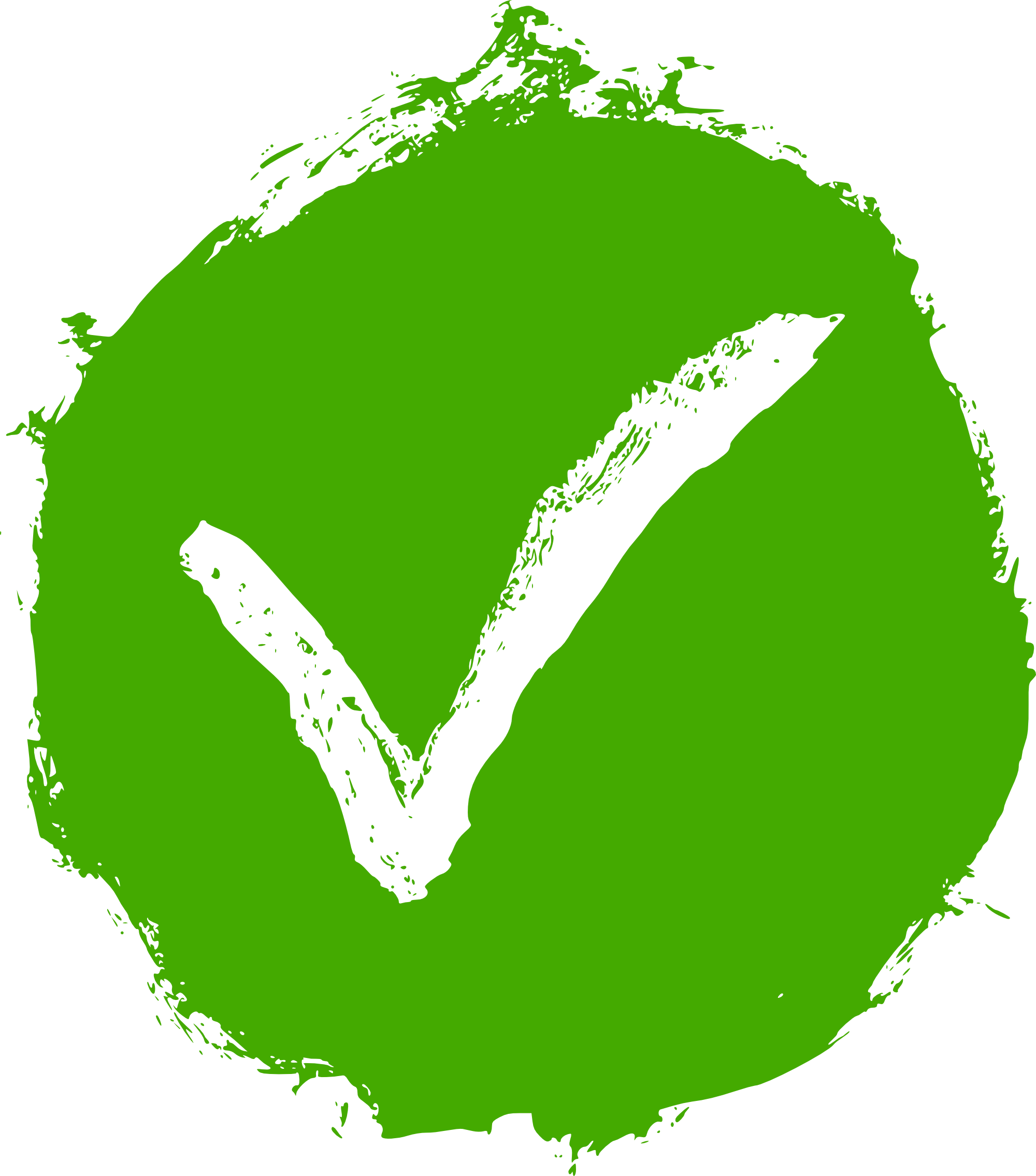8 Grunge Yes No Icon (PNG Transparent) | OnlyGFX.com