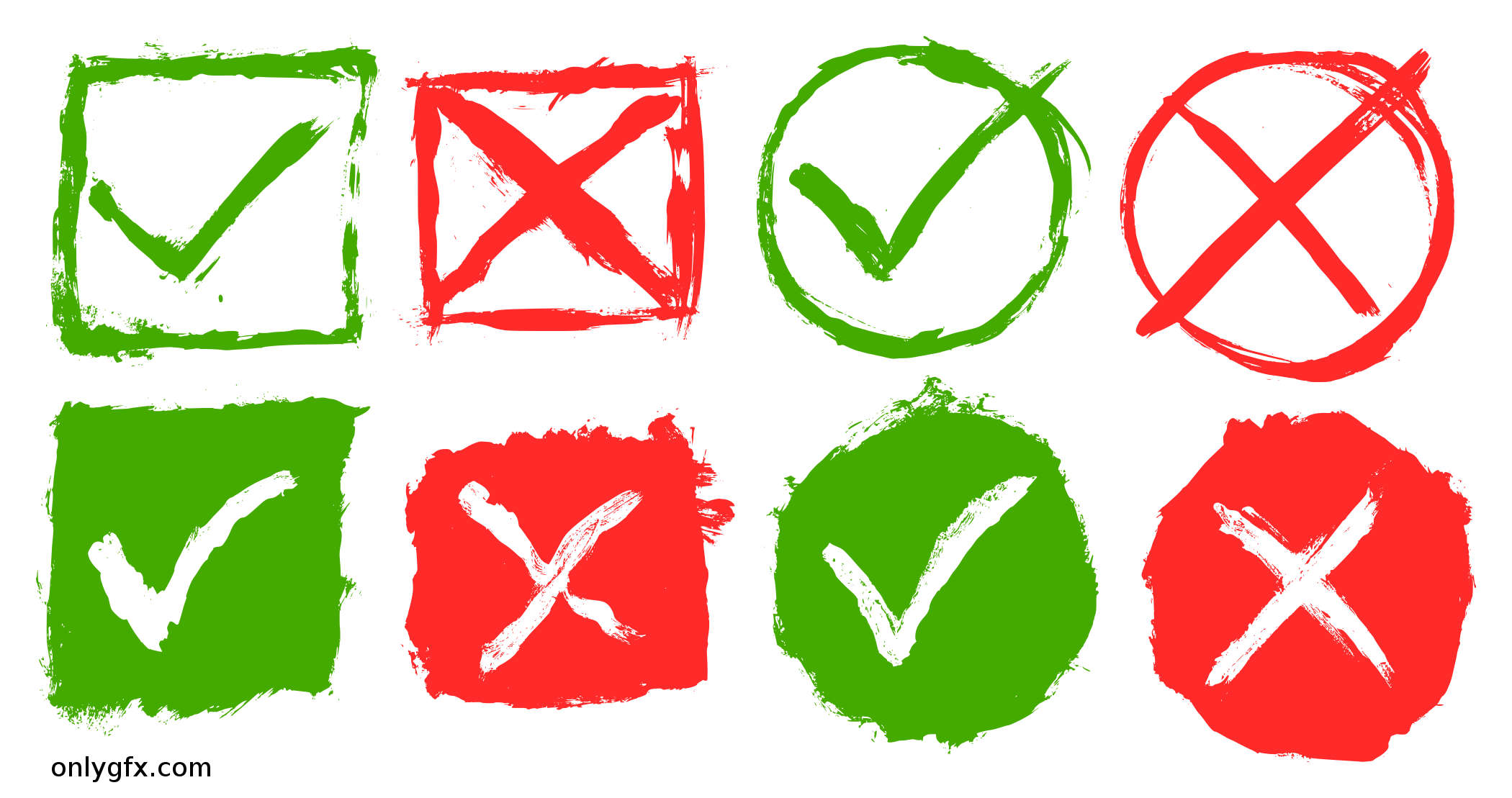 8 grunge yes no icon png transparent onlygfx 8 grunge yes no icon png transparent buycottarizona