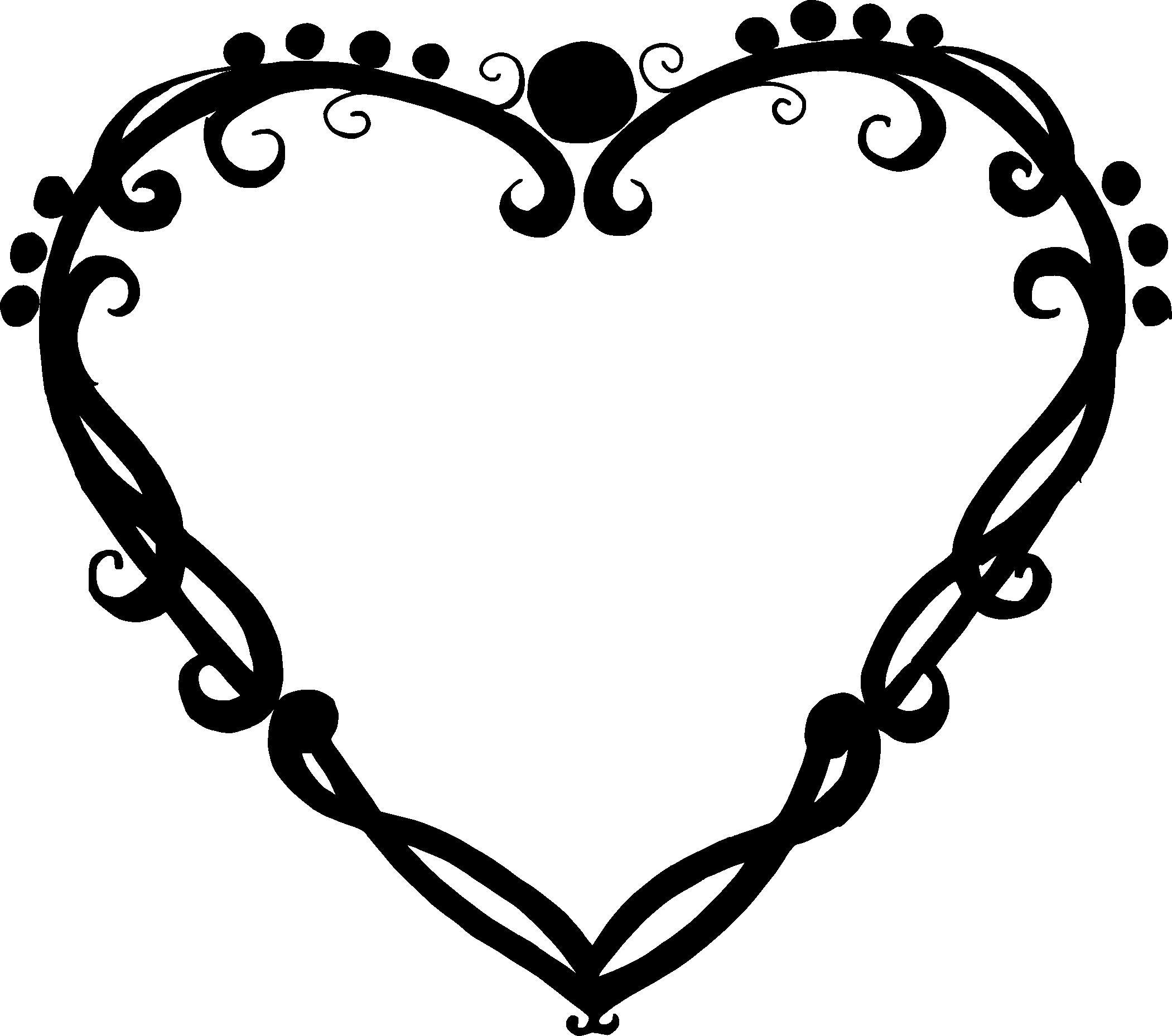 10 Heart Frame Vector (PNG Transparent, SVG) | OnlyGFX.com