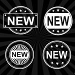 4 New Stamp Vector (PNG Transparent, SVG)