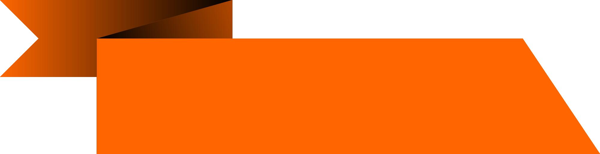 6 origami banner rectangle vector  png transparent  svg