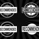 4 Recommended Stamp Vector (PNG Transparent, SVG)