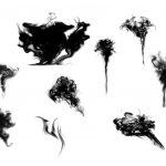 10 Black Smoke (PNG Transparent)
