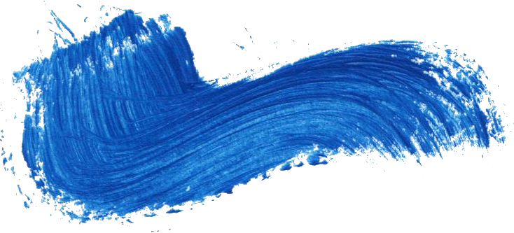22 Blue Paint Brush Stroke (PNG Transparent)   OnlyGFX.com