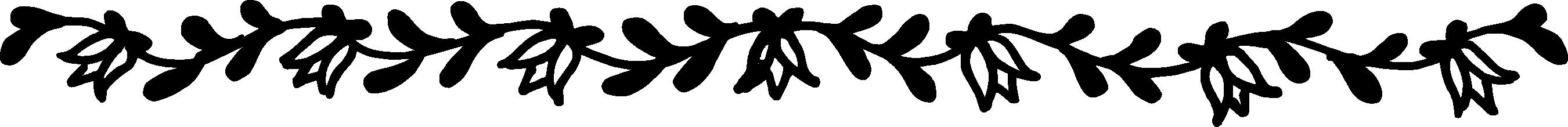 6 Flower Line Border Png Transparent Onlygfx Com